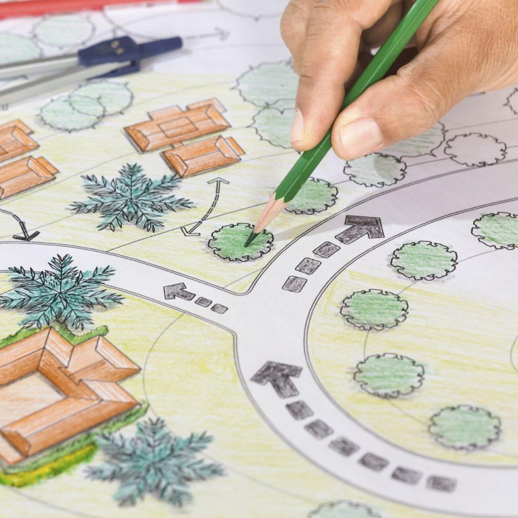 desenhar projeto arquitectura arquiplant